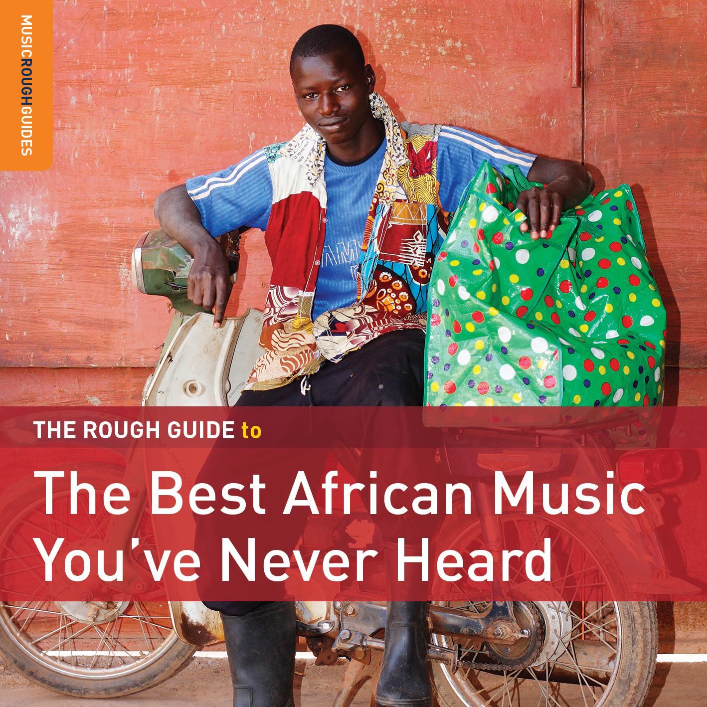 Title the rough guide to the best african music you ve never heard