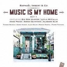 raphael imbert and co_music is my home