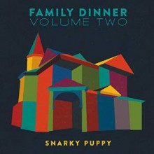 snarky puppy_family diner volume 2