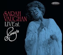 sarah vaughan live at rosys