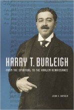 harry t burleigh book