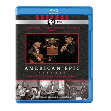 American Epic Blue-ray