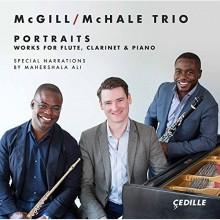 McGill McHale trio