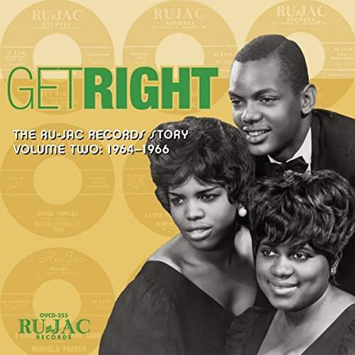 Black grooves title get right the ru jac records story volume 2 1964 1966 malvernweather Images