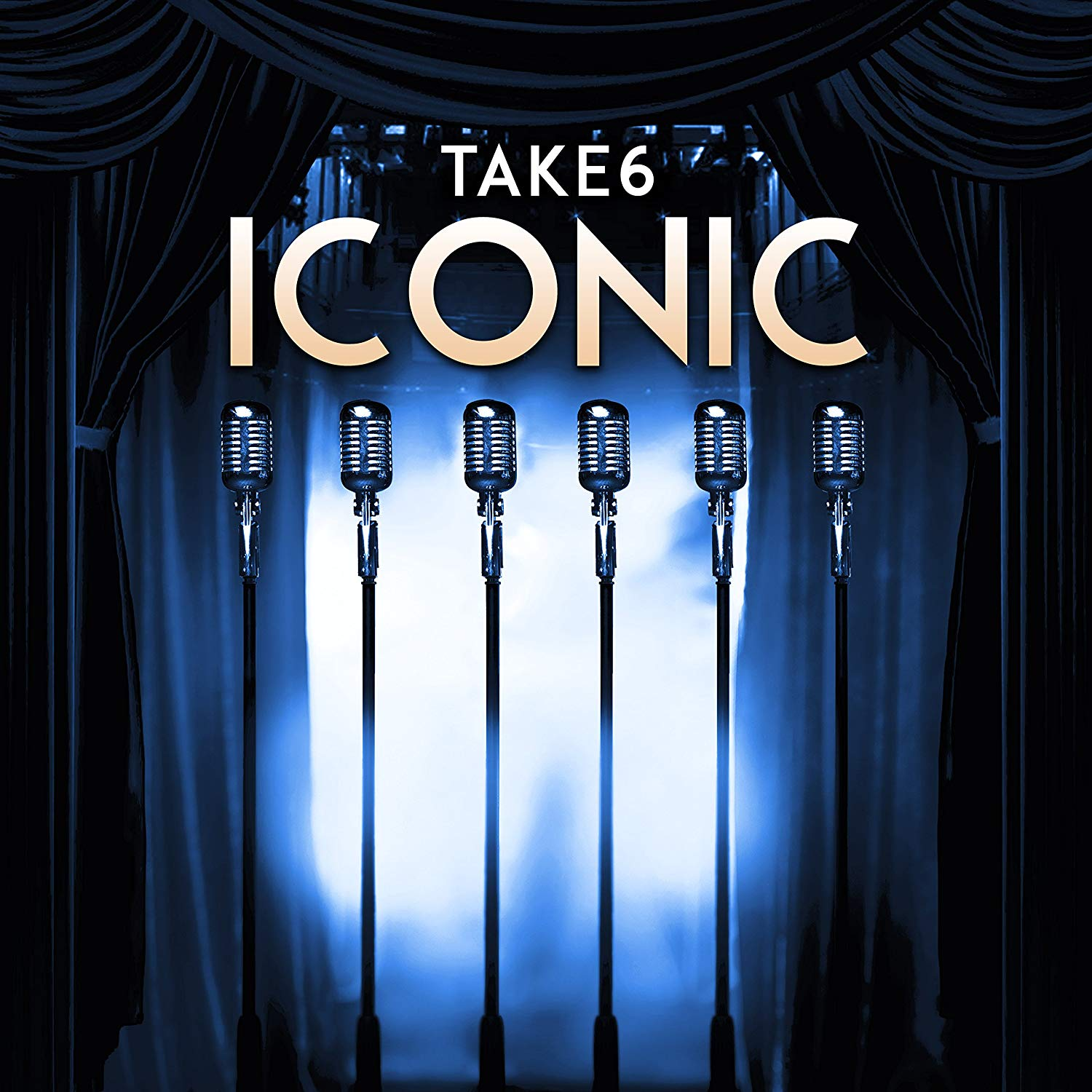Take 6 - Iconic | BLACK GROOVES