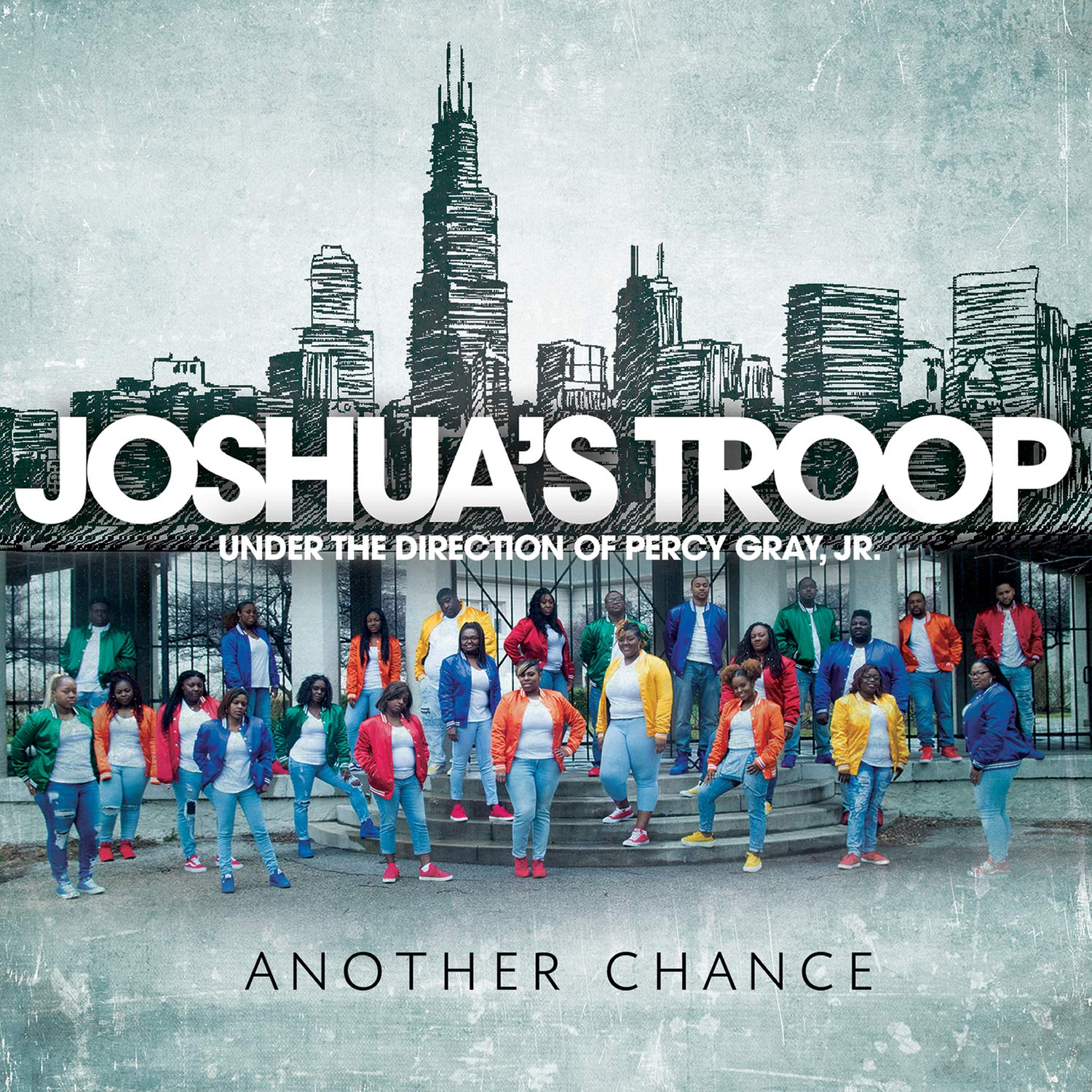 Joshua's Troop – Another Chance | BLACK GROOVES